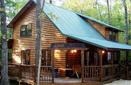Home Cabins In Oklahoma S Broken Bow Area